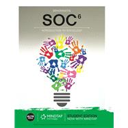SOC (with MindTap, 1 term (6...,Benokraitis, Nijole V.,9781337405164