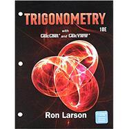 Bundle: Trigonometry,...,Larson, Ron,9781337605168
