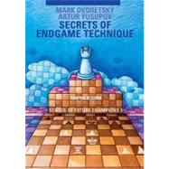 Secrets of Endgame Technique...,Dvoretsky, Mark; Yusupov,...,9783283005177