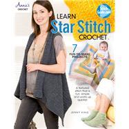 Learn Star Stitch Crochet,King, Jenny,9781573675185