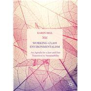 Working-class Environmentalism by Bell, Karen, 9783030295189