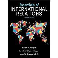 Essentials of International...,Mingst, Karen A.; McKibben,...,9780393675191