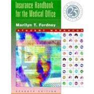 Insurance Handbook for the...,Fordney, Marilyn Takahashi,9780721695198