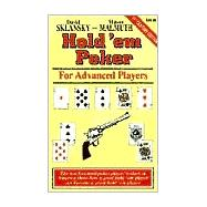 Hold'em Poker for Advanced Players : 21st Century Edition by Sklansky, David, 9781880685228