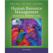 Human Resource Management...,Mathis, Robert L.; Jackson,...,9781305115248