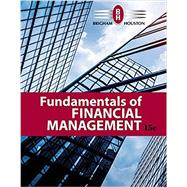 Fundamentals of Financial...,Brigham, Eugene F.; Houston,...,9781337395250