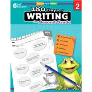 180 Days of Writing for Second Grade, Level 2 by Van Dixhorn, Brenda A., 9781425815257
