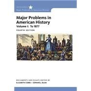Major Problems in American...,Cobbs, Elizabeth; Blum,...,9781305585294