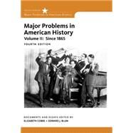 Major Problems in American...,Cobbs, Elizabeth; Blum,...,9781305585300