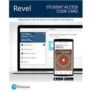 REVEL for Art History Volume 1 -- Access Card by Stokstad, Marilyn; Cothren, Michael W., 9780134485324
