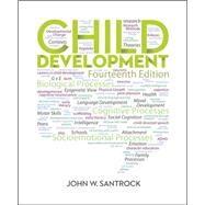 Child Development,Santrock, John,9780078035333