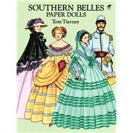 Southern Belles Paper Dolls,Tierney, Tom,9780486275345