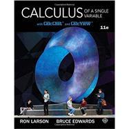 Calculus of a Single...,Larson,9781337275361