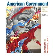 American Government: Stories...,Abernathy, Scott; Waples,...,9781319195366