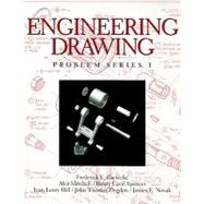 Engineering Drawing, Problem Series 1 by Giesecke, Frederick E.; Alva, Mitchell; Spencer, Henry C.; Hill, Ivan L., 9780136585367