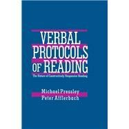 Verbal Protocols of Reading by Pressley; Michael, 9780805815375