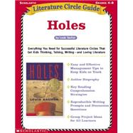 Literature Circle Guide by Singer, Tonya Ward, 9780439355384