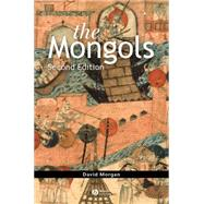 The Mongols,Morgan, David,9781405135399