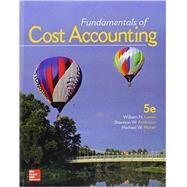 Fundamentals of Cost...,Lanen, William; Anderson,...,9781259565403