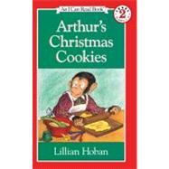 Arthur's Christmas Cookies,Hoban, Lillian,9780808535416