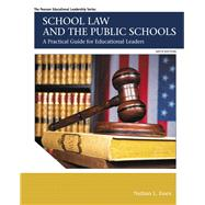School Law and the Public...,Essex, Nathan L.,9780133905427