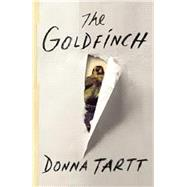 The Goldfinch A Novel (Pulitzer Prize for Fiction) by Tartt, Donna, 9780316055437