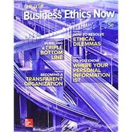 Business Ethics Now,Ghillyer, Andrew,9781259535437