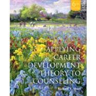 Applying Career Development...,Sharf,9781285075440