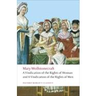 A Vindication of the Rights...,Wollstonecraft, Mary; Todd,...,9780199555468