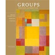 Groups Process and Practice,Corey, Marianne Schneider;...,9781133945468