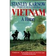Vietnam : A History,Karnow, Stanley (Author),9780140265477