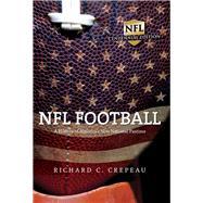 NFL Football by Crepeau, Richard C., 9780252085505