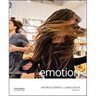 Emotion,Shiota, Michelle N.; Kalat,...,9780190635510