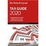 The Daily Telegraph Tax Guide 2020 by Genders, David; Thornton, Phil, 9781789665536