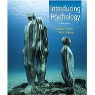 Introducing Psychology,Schacter, Daniel L.; Gilbert,...,9781464155543
