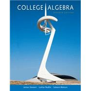 College Algebra,Stewart, James; Redlin,...,9781305115545