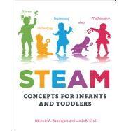Steam Concepts for Infants...,Baumgart, Nichole A.; Kroll,...,9781605545547