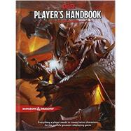 Dungeons & Dragons Player's...,Unknown,9780786965601