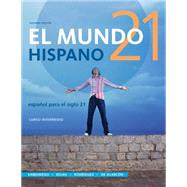 El Mundo 21 hispano,Samaniego,9781133935605