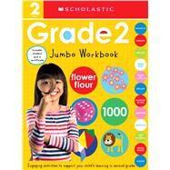 Second Grade Jumbo Workbook: Scholastic Early Learners (Jumbo Workbook) by Scholastic, 9781338715606