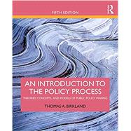An Introduction to the Policy...,Birkland; Thomas A,9781138495616