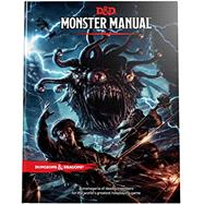 Dungeons & Dragons Monster...,Unknown,9780786965618