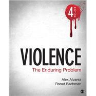 Violence,Alvarez, Alex; Bachman, Ronet...,9781544355658