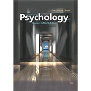 Introduction to Psychology...,Coon, Dennis; Mitterer, John...,9781337565691
