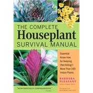 The Complete Houseplant...,Pleasant, Barbara,9781580175692