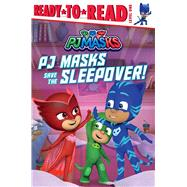 PJ Masks Save the Sleepover! Ready-to-Read Level 1 by Nakamura, May, 9781534485693