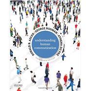 Understanding Human...,Adler, Ronald B.; Rodman,...,9780190925697