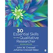 30 Essential Skills for the...,Creswell, John W.; Báez,...,9781544355702