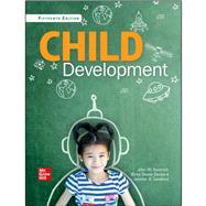 CHILD DEVELOPMENT (LOOSELEAF),Santrock, John;...,9781260425710