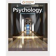 MindTap Psychology, 1 term (6...,Coon, Dennis; Mitterer, John...,9781337565721